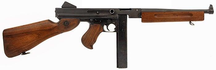 K'nex - 1942 M1A1 Thompson Review