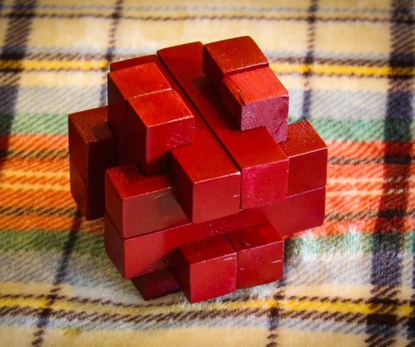 Burr Puzzle