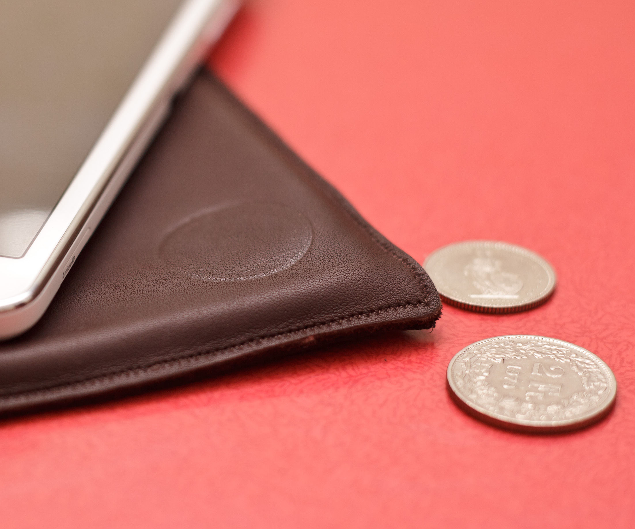 leather case for your device