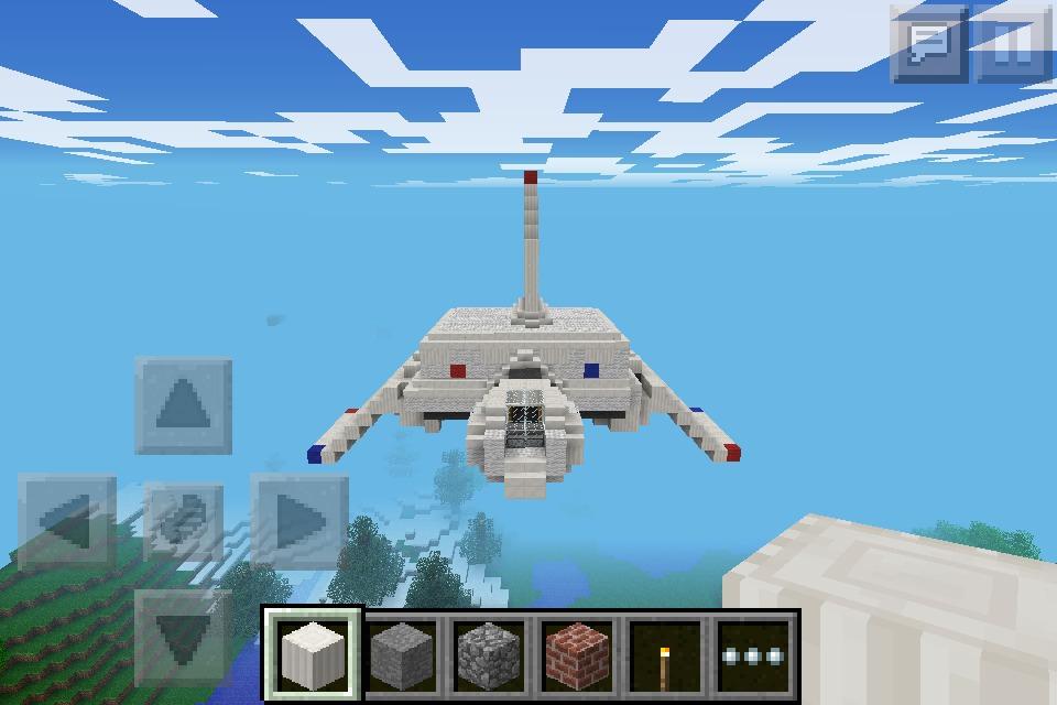 Minecraft Starwars!