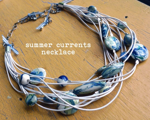 Summer Currents Necklace