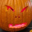 Jack-O-Scanner (Pumpkin Barcode Scanner)
