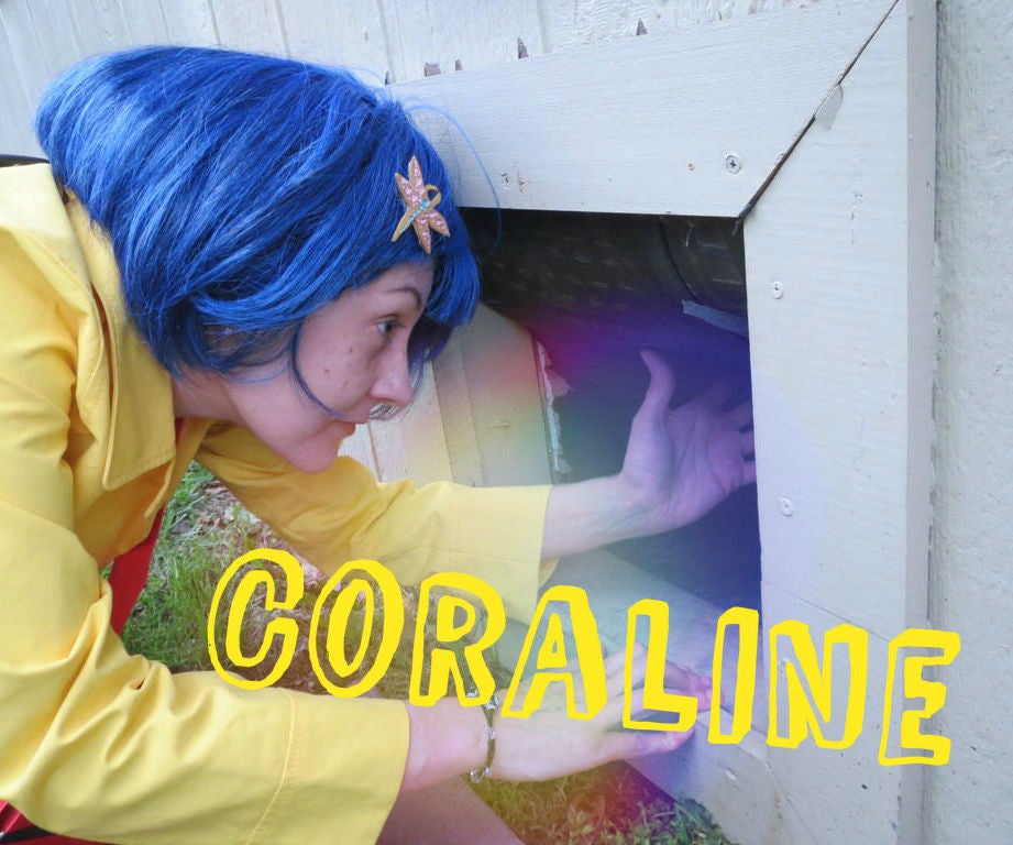 Becoming Coraline 5 Steps Instructables