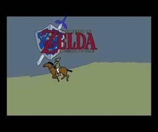 The Legend of Zelda Animation