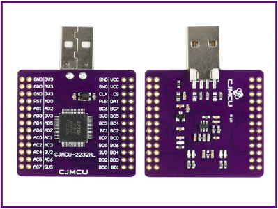JTAG Debugging With the FT2232HL Module