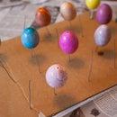 Easter Egg Drying Rack