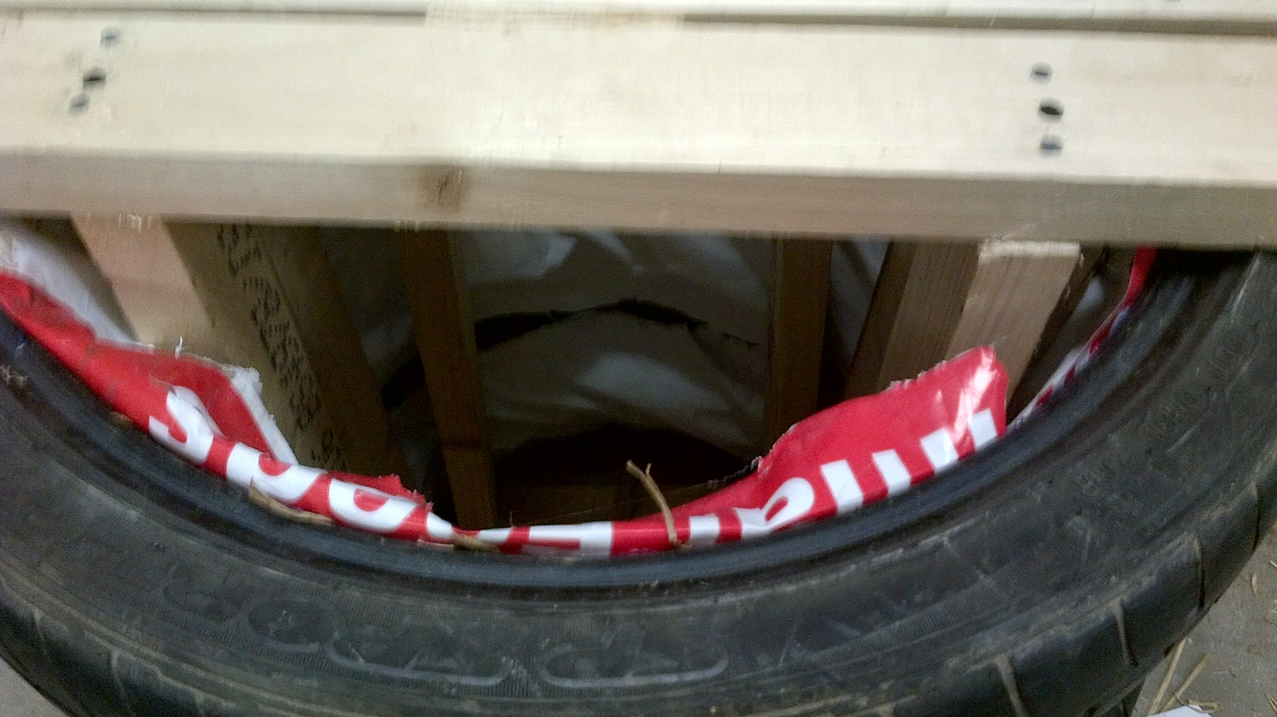 Tire Insulation