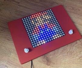 RGB LED Etch-A-Sketch