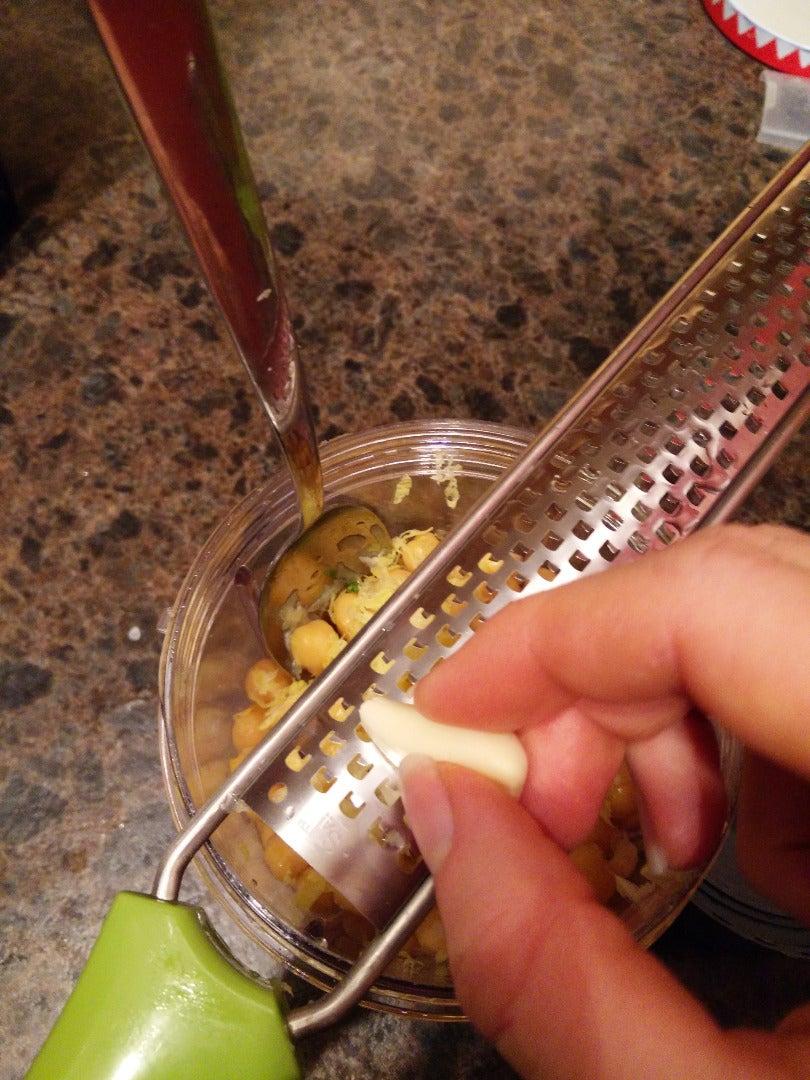 Combine Your Ingredients