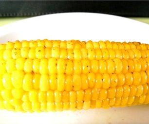 Juicy BBQ Corn on the Cob