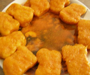How to Make Spicy Chicken Nuggets (or Anything!)