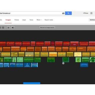 Play Atari Breakout in Google Chrome!