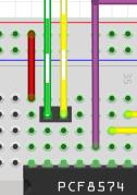 Wire Diagram: SDA SCL