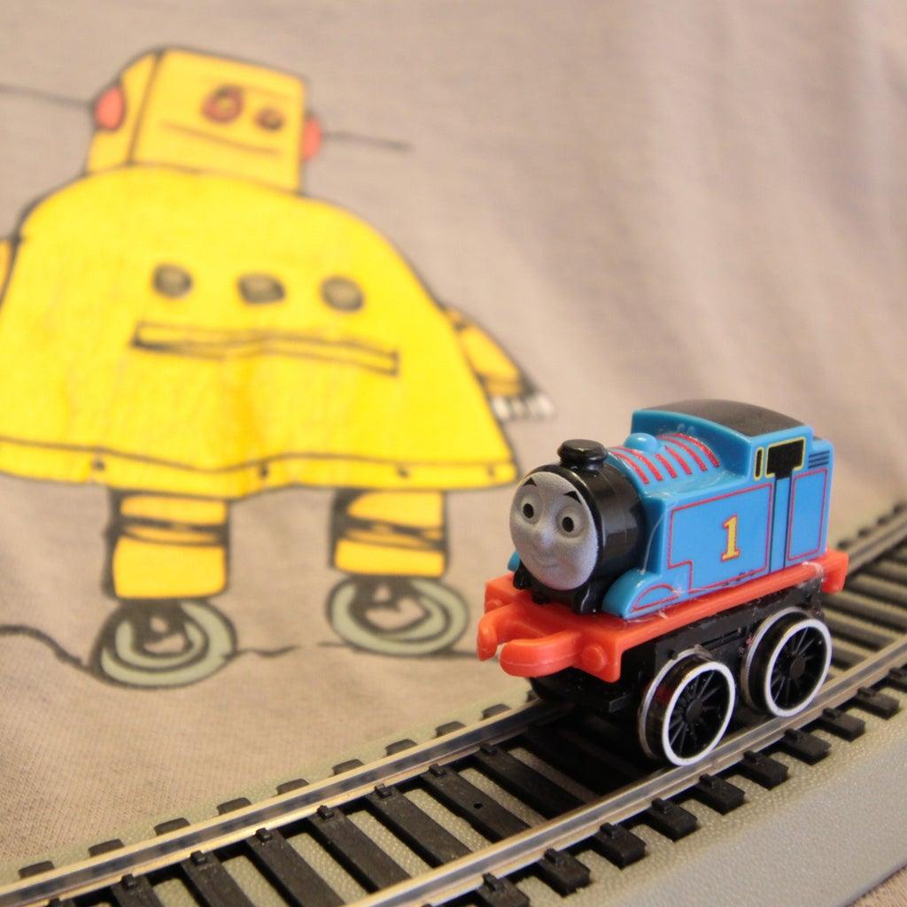 Thomas Minis HO Power Conversion
