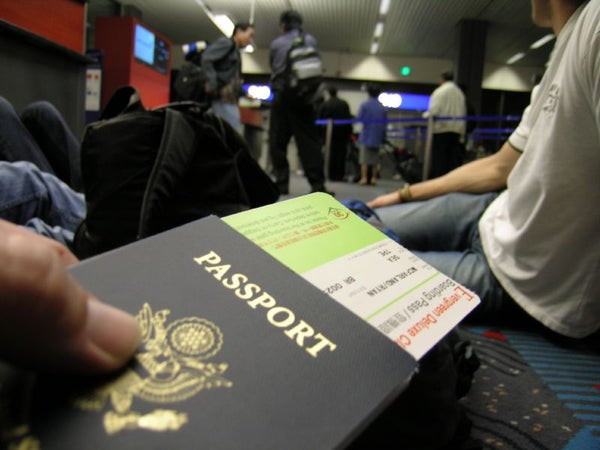 What to Do If Your Passport Is Stolen While on a Trip