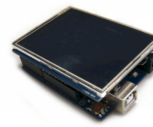 Pantalla Touch ITDB02 2.8″ Shield Arduino