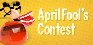 April Fool's Contest