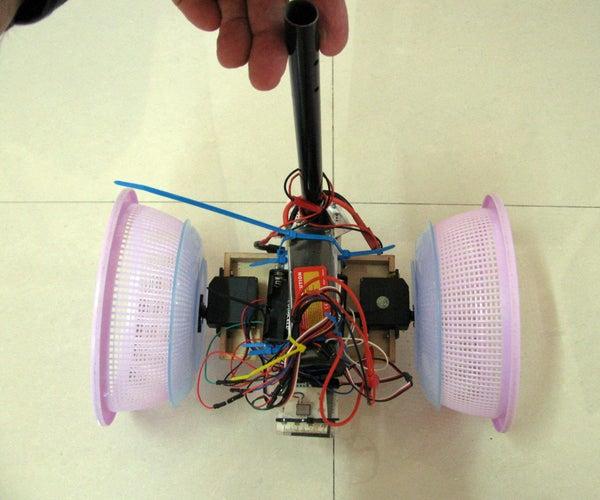 Self Balancing Robot - Bang Bang Control