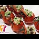 Quinoa Salad Stuffed Tomatoes
