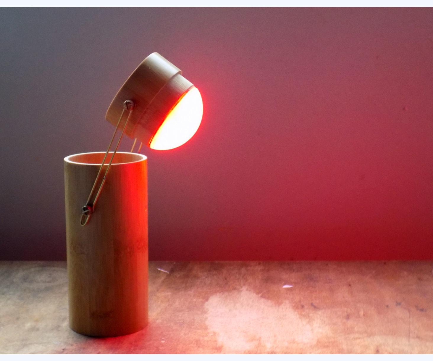 Little Portable Desk Lamp