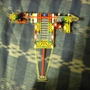 Knex Shell Ejecting Gun