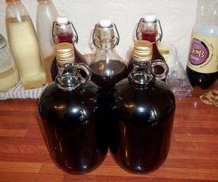 Fruit Vinegar(s)