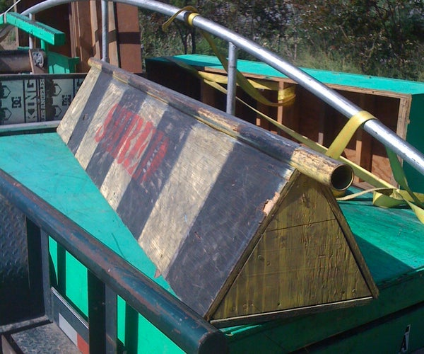 Wood Frame Flatbar by Jeff King – Built to Shred