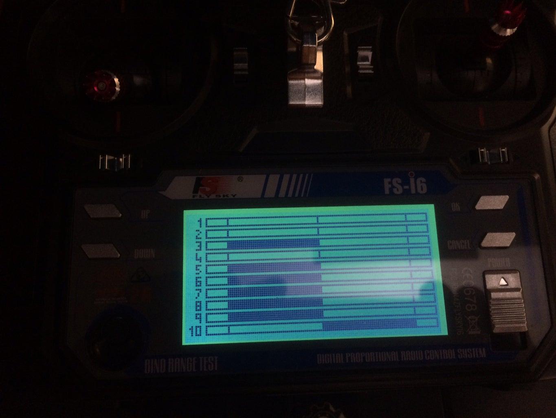 MOD's Controller - 10 Ch -FlySky FS-i6