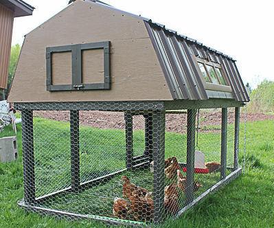 Chicken Tractor (BrookvalleyFarmPA)