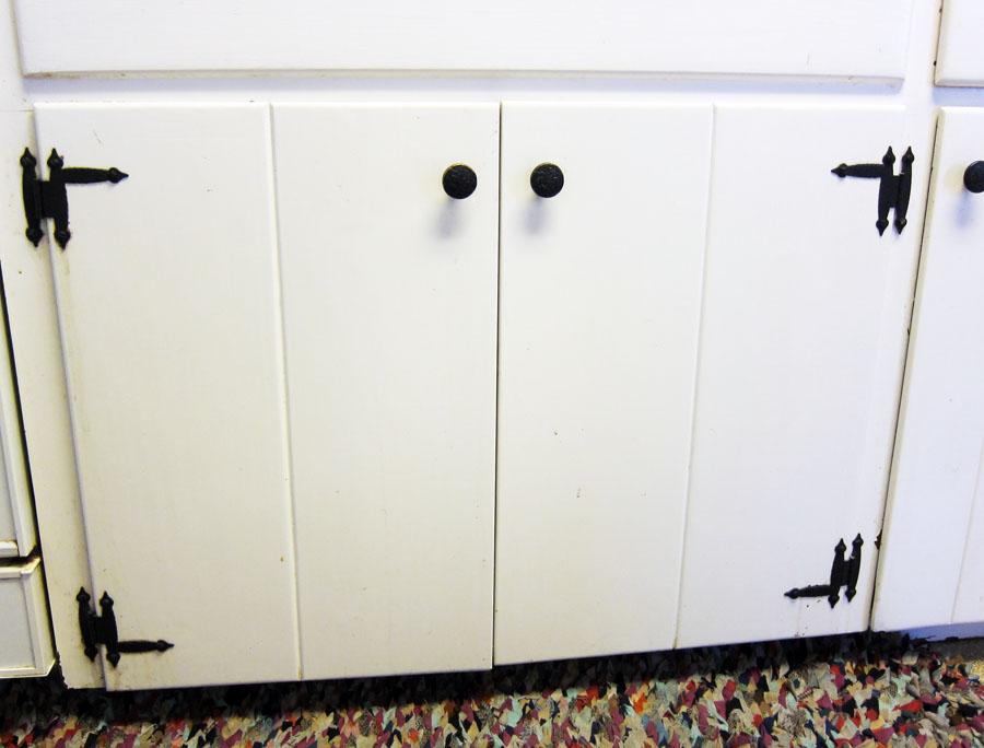 Fix it - Kitchen Cabinet Hinge