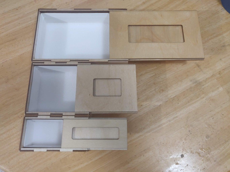 Entomology Shipping Boxes