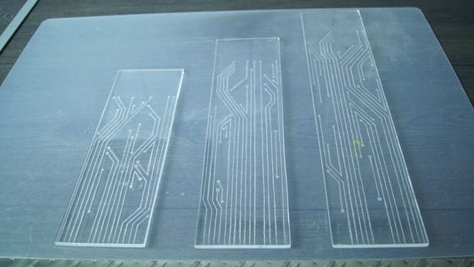 Sanding Edges and Finishing the Acrylic