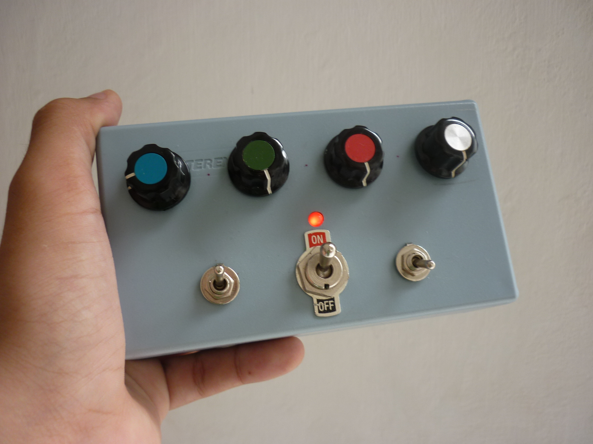 Chaos Nand Synth