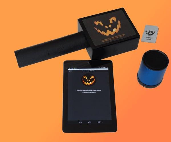 Wireless Halloween Sound Effects