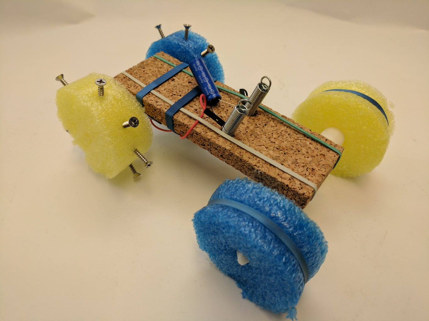 Traction Exploration