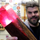 Making a Minecraft Torch
