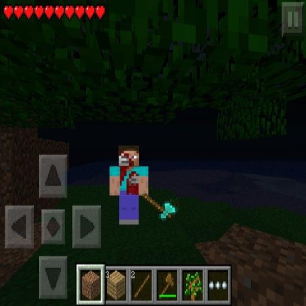 Scary Seed Need Minecraft Pe 1.0.8
