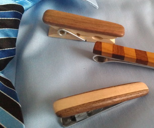 Wood Tie Bar