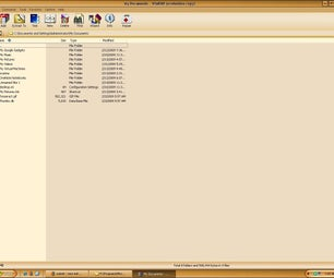 Create Self Extracting Zip and Rar Files