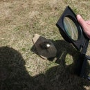 Fire with a Magnifying Glass