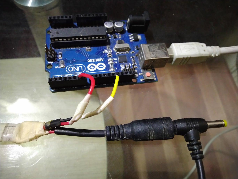Setting Up LED Strip: