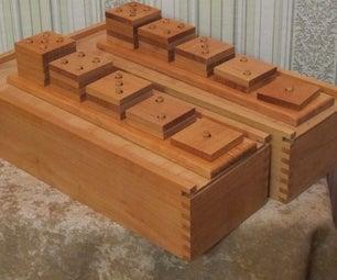 DIY Wooden Toys Domino
