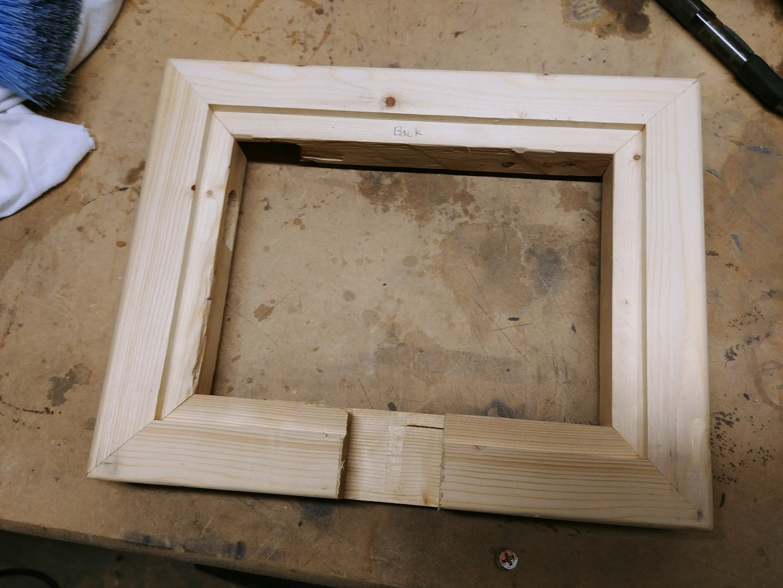 Adding the Frame Mount