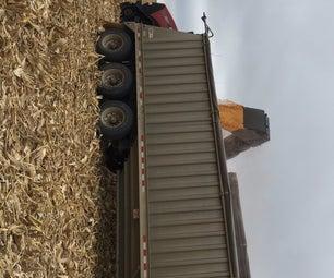 Grain Cart to Trailer