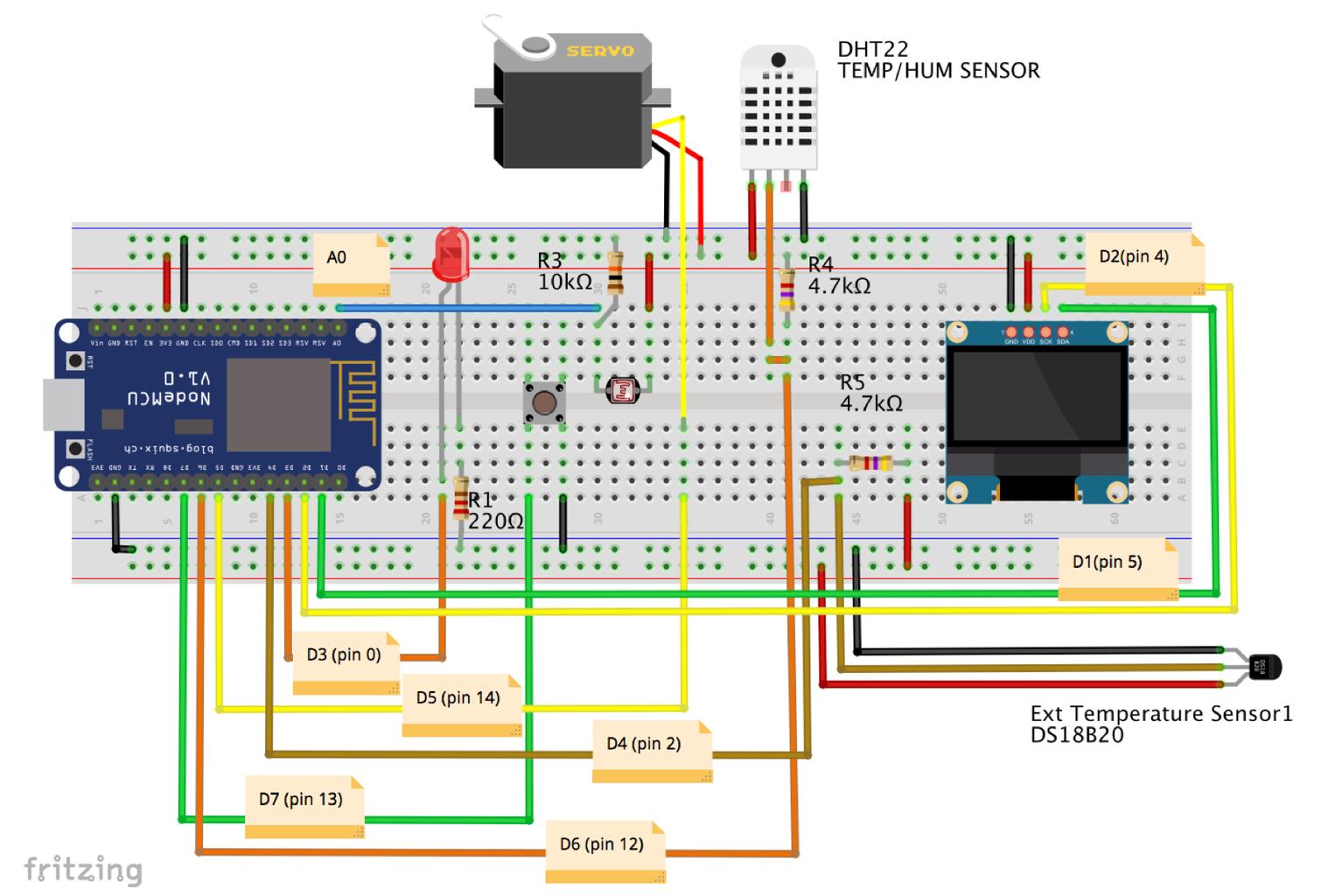 I2C – Using an OLED Display