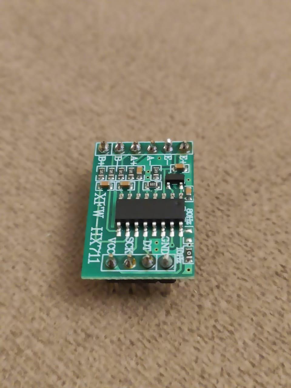 Soldar O Módulo HX711