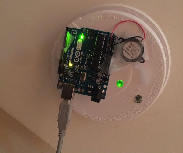 Smoke Alarm Monitor