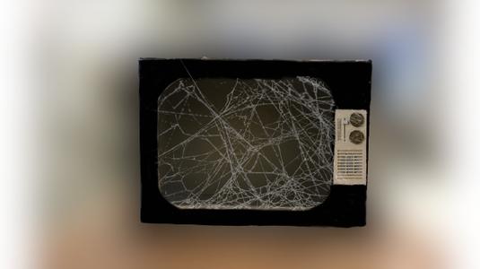 Making the TV + Cobwebs