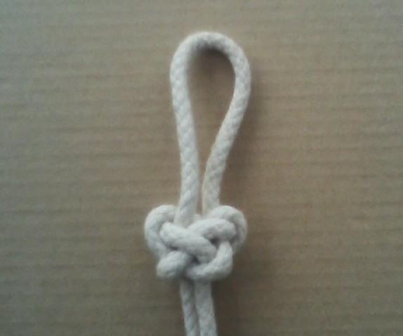 Modified Two-strand Diamond  Knot