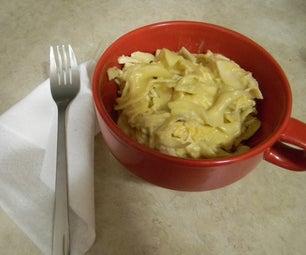 Chicken Noodle Casserole- Ingredients